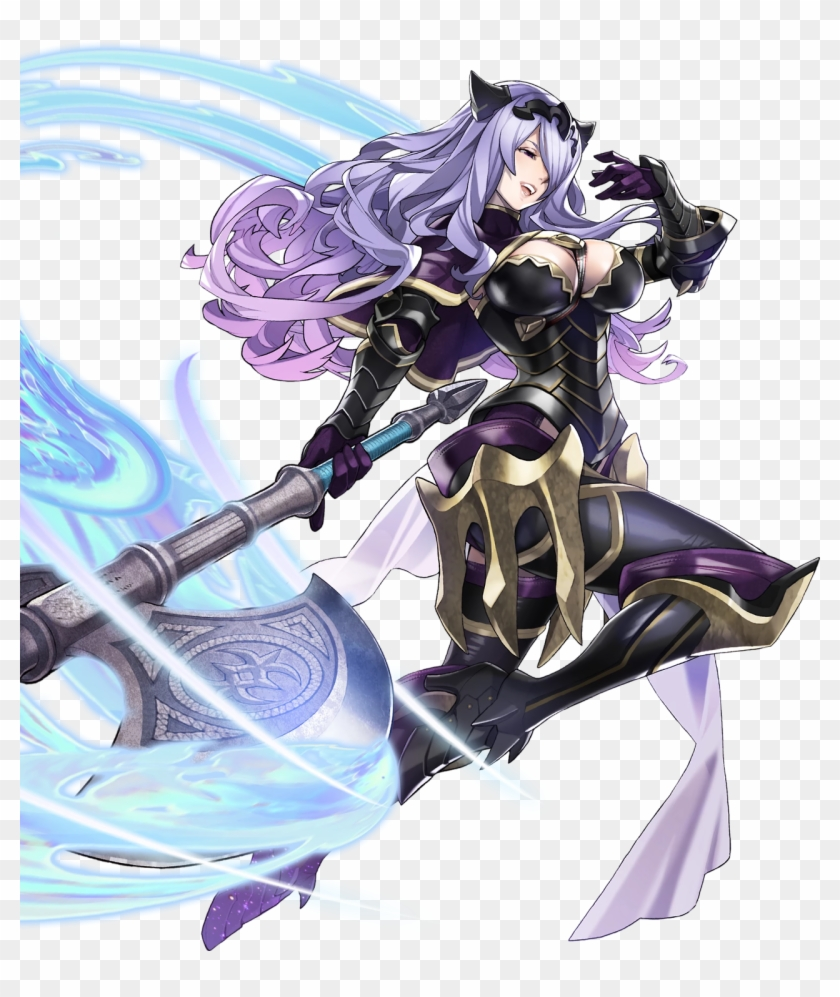 Camilla From Fire Emblem, HD Png Download.