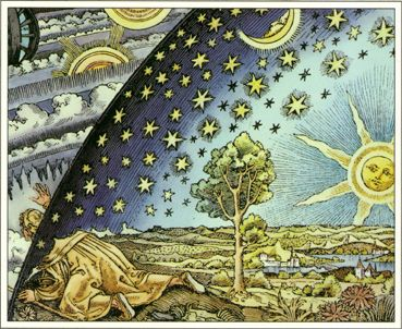 Camille Flammarion, The Heavens.