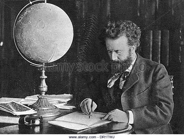 By Camille Flammarion 1842 1925 Stock Photos & By Camille.