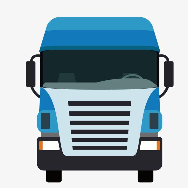 Carros Van Caminhão Azul, Azul, Caminhão, O Caminhão PNG e vetor.