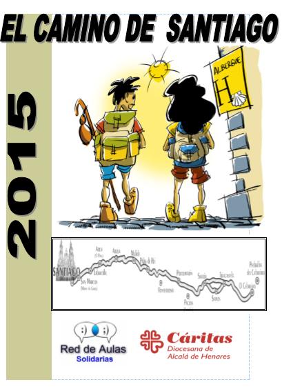 EREALCALA: CAMINO DE SANTIAGO 2015.