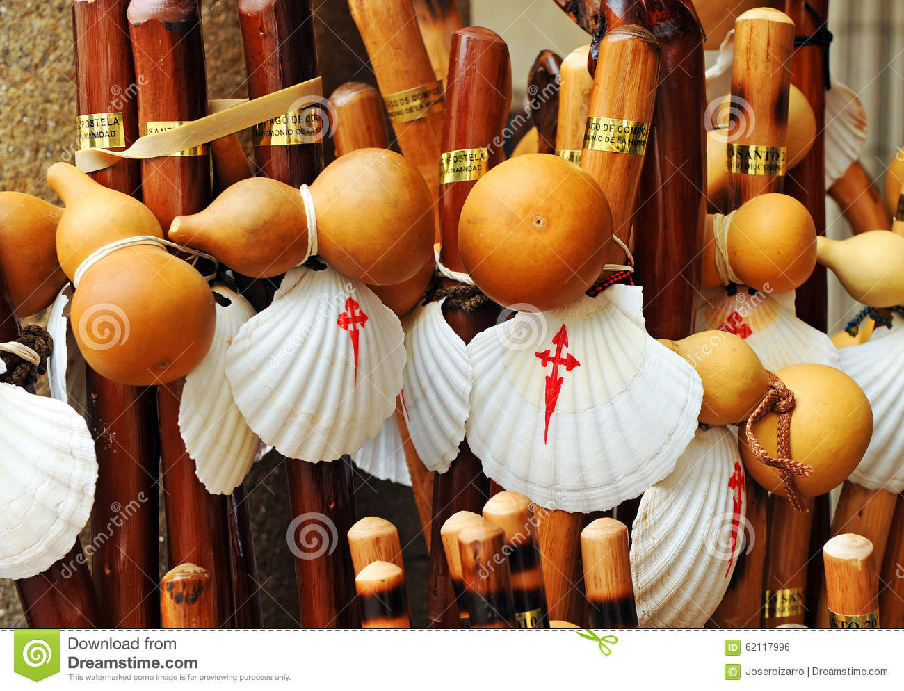 Canes, Scallops And Pumpkins, The Pilgrim Equipment, Way To.