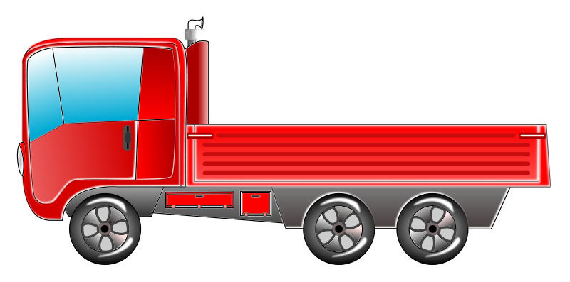 Camion clipart 5 » Clipart Station.