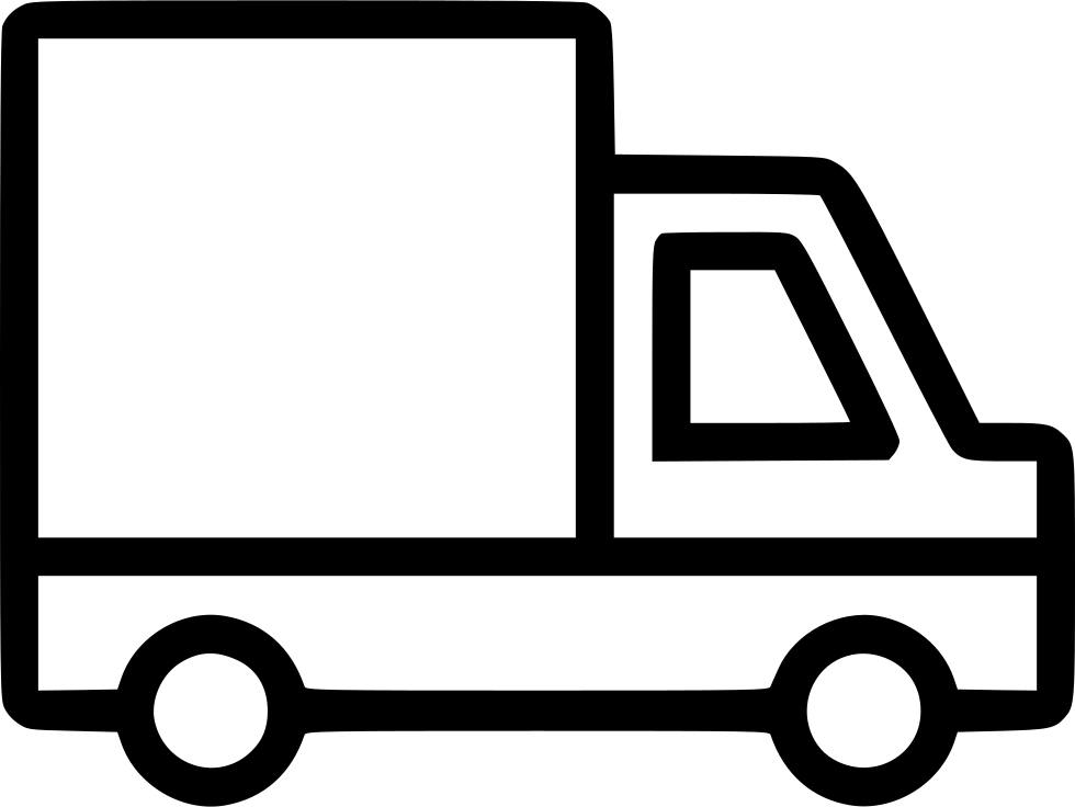 Truck Lorry Wagon Vehicle Traffic Camion Svg Png Icon Free Download.