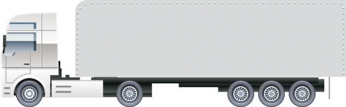 Camion Perfil Png Vector, Clipart, PSD.