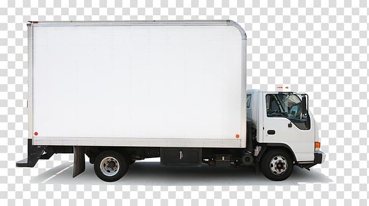 Van Mover Car Truck , camion transparent background PNG clipart.