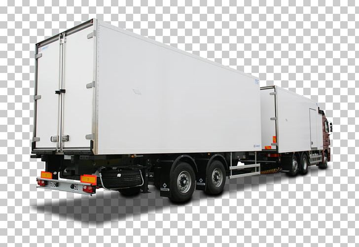 Van Truck Semi.