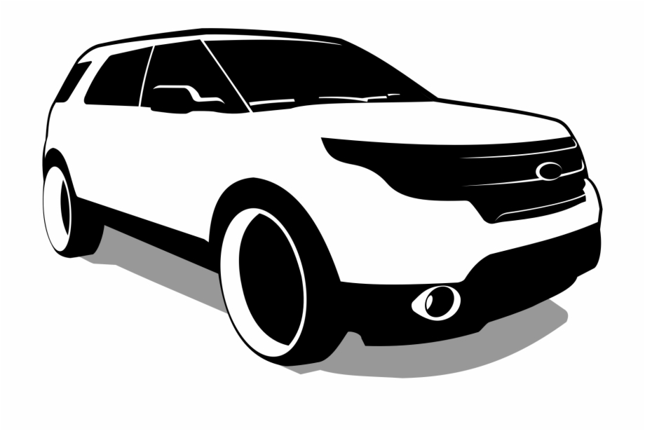 This Free Icons Png Design Of Ford Explorer.