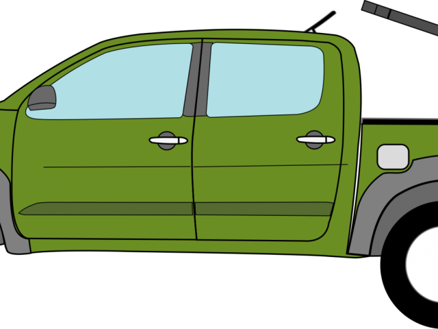 Toyota Clipart Toyota Pickup Truck.