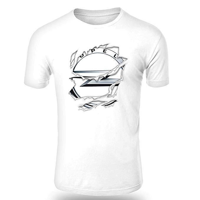 Opel Torn 2 Camiseta Hombre Coche Clipart Car Auto tee Top Blanco Mangas  Largas Cortas Presente.
