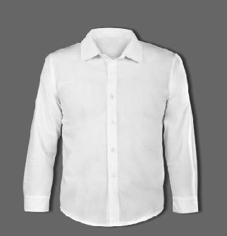 Camisa blanca hombre png 3 » PNG Image.