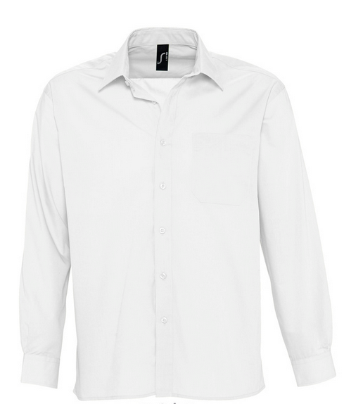 Camisa blanca hombre png 4 » PNG Image.