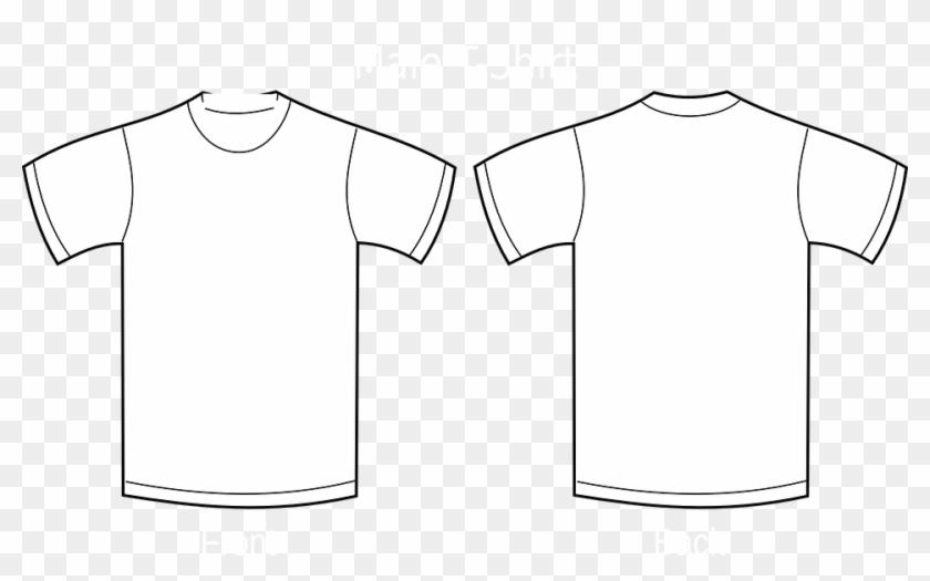 Camisa Em Branco Png.