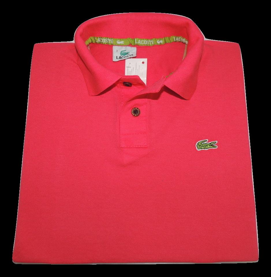 Kit 10 Camisas Polo Lacoste.