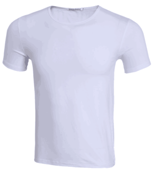 Camisetas Cotton Algodon Men's T.