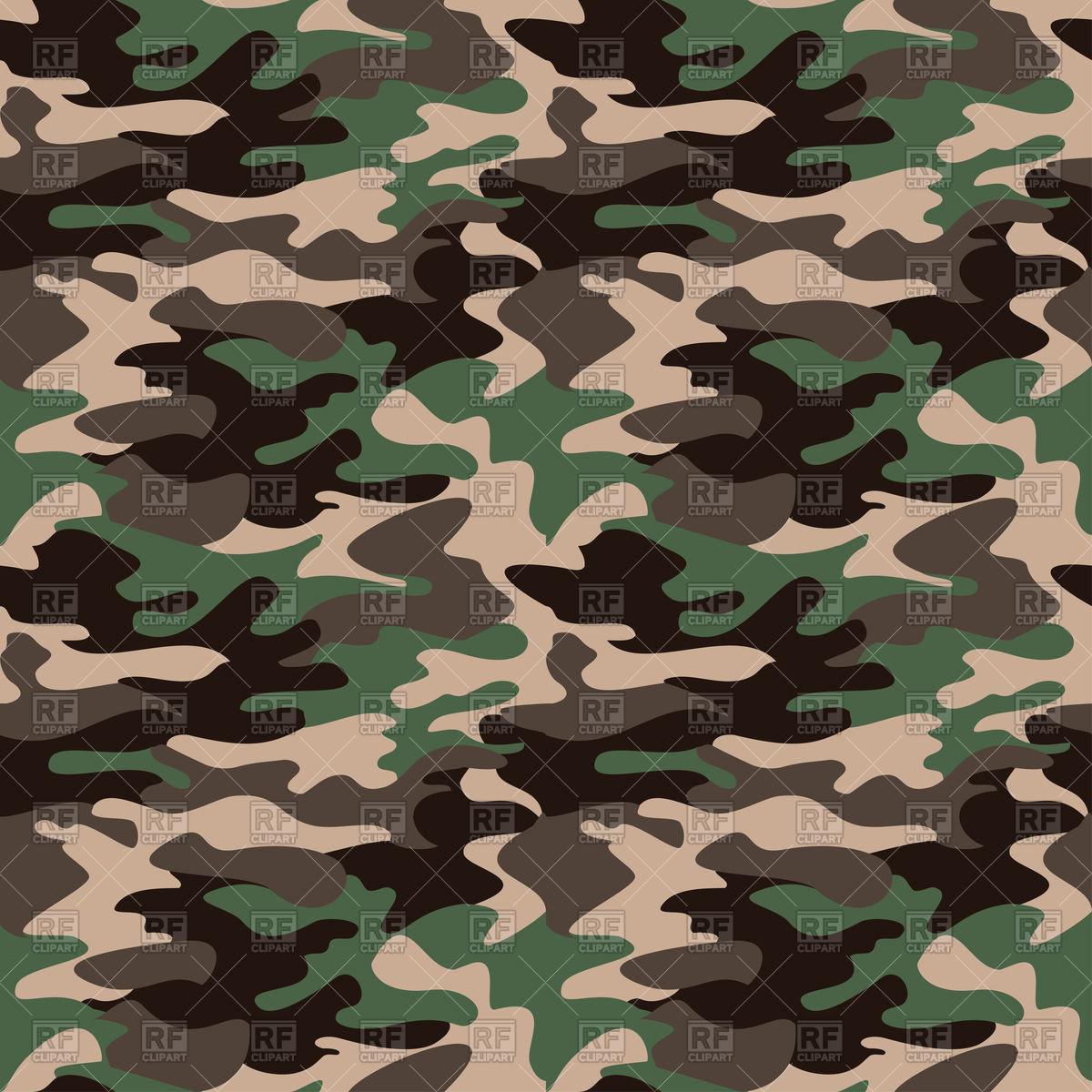 Camouflage pattern background.