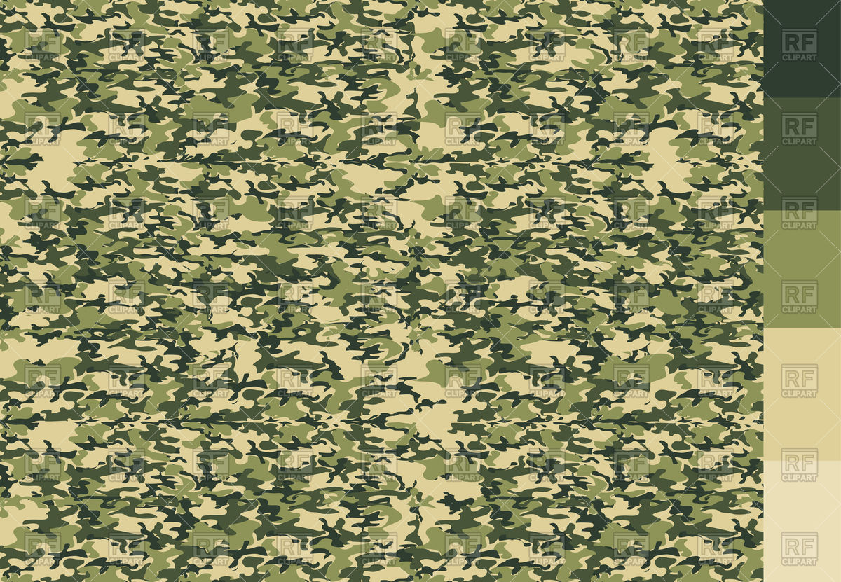 Camouflage background Stock Vector Image.