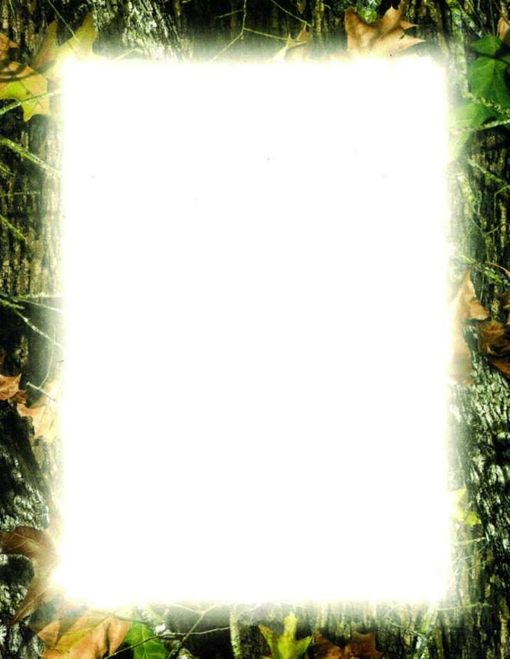 Camouflage Border Template Clip Art Wosing Us Design Beautiful Camo.