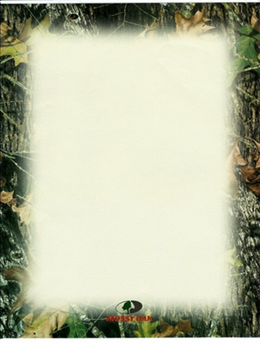 6 Best Image of Realtree Camouflage Border Clip Art.
