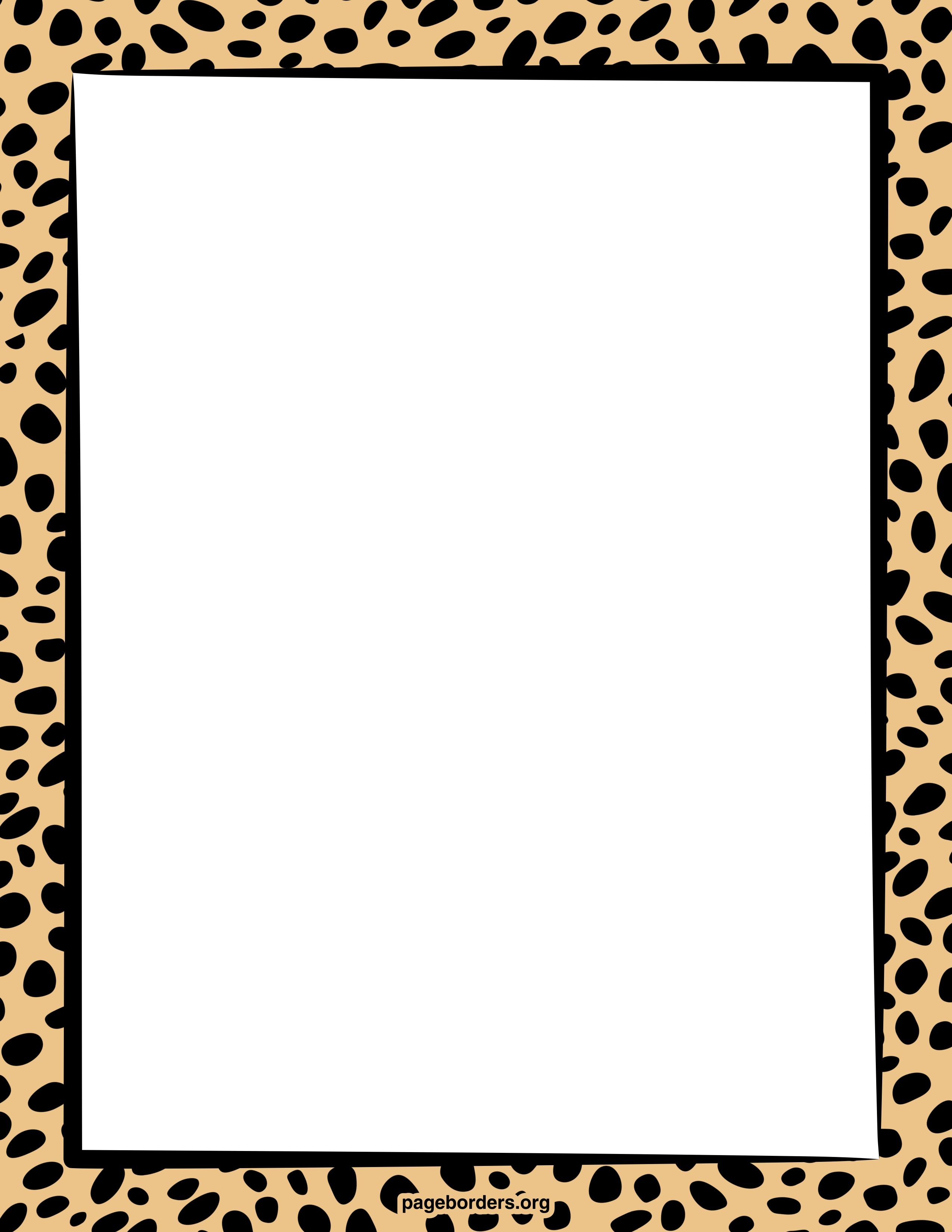 Camo Border Clip Art Free Clipart Download For Camouflage Template.