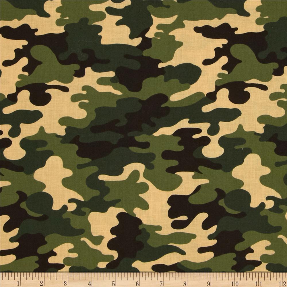 Green(army) Camo.