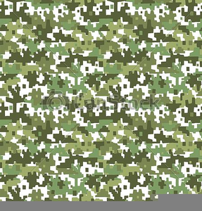 Free Camouflage Background Clipart.