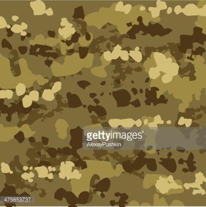 Camouflage Background premium clipart.