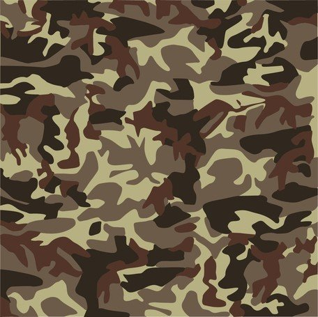 Free Brown Camouflage Background Clipart and Vector Graphics.
