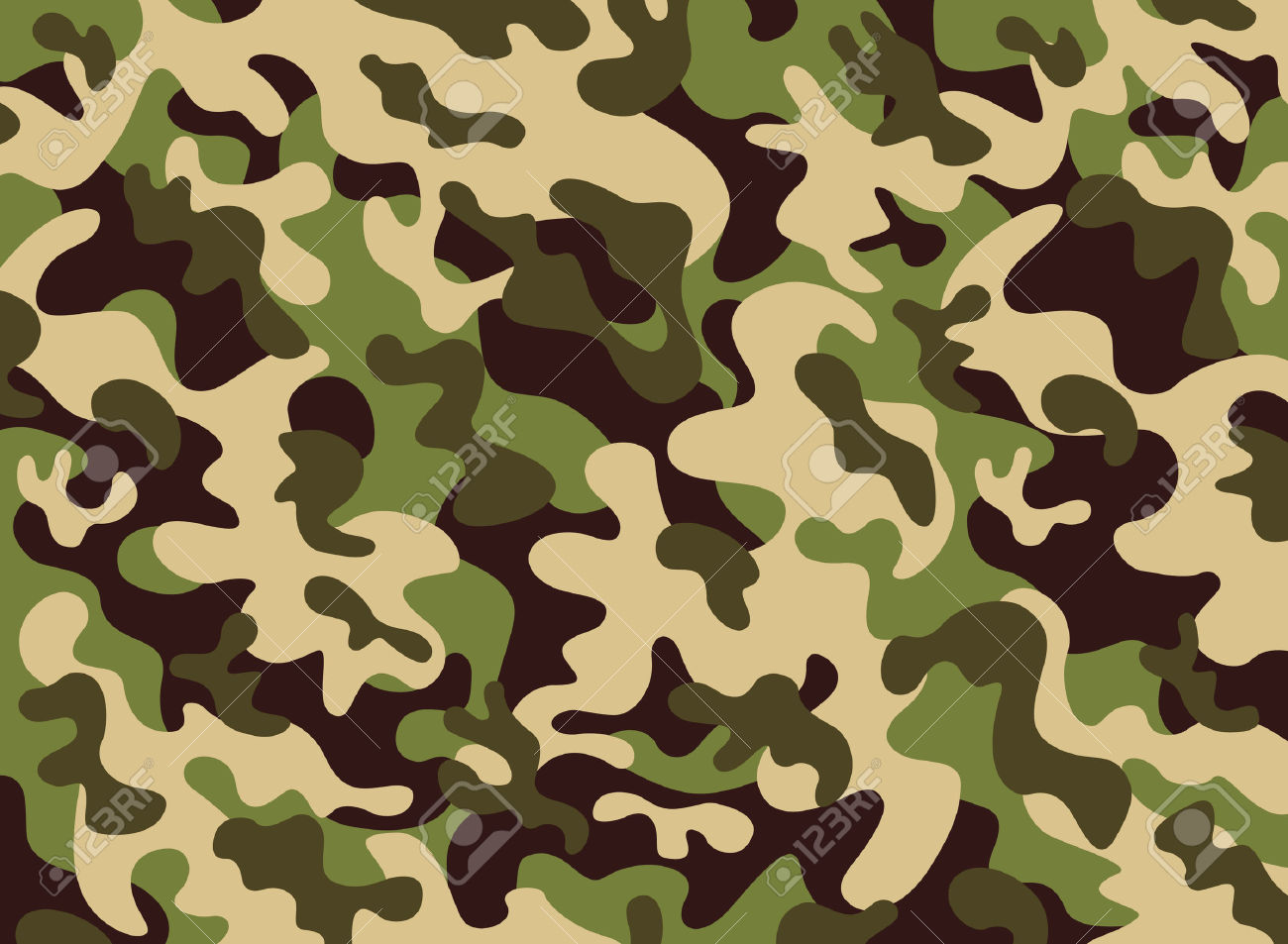 Camouflage Royalty Free Cliparts, Vectors, And Stock Illustration.