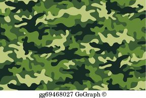 Camouflage Clip Art.