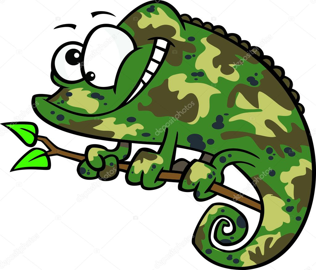 Pictures: cartoon camouflage.