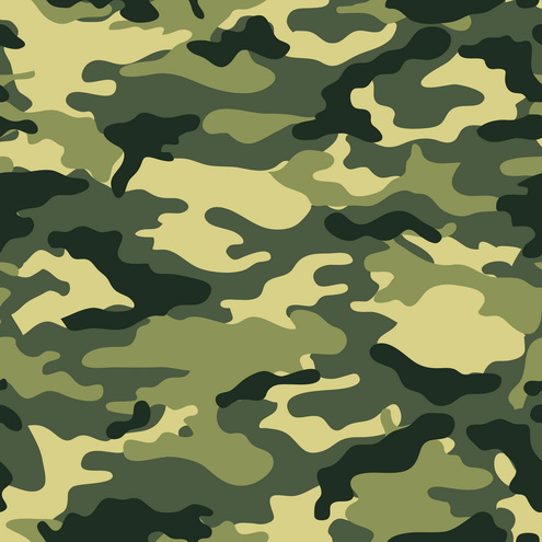 Camouflage clipart background.