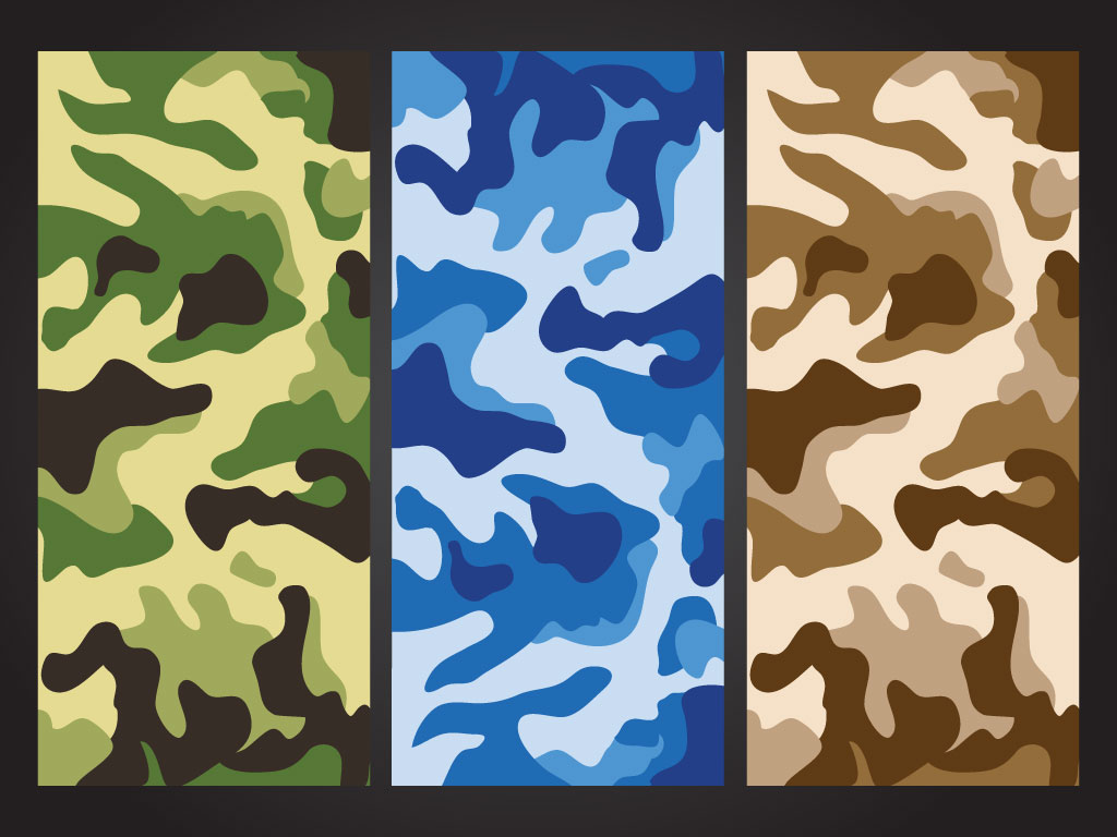 Camouflage Pattern Pack.