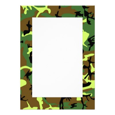 Free camouflage clipart.