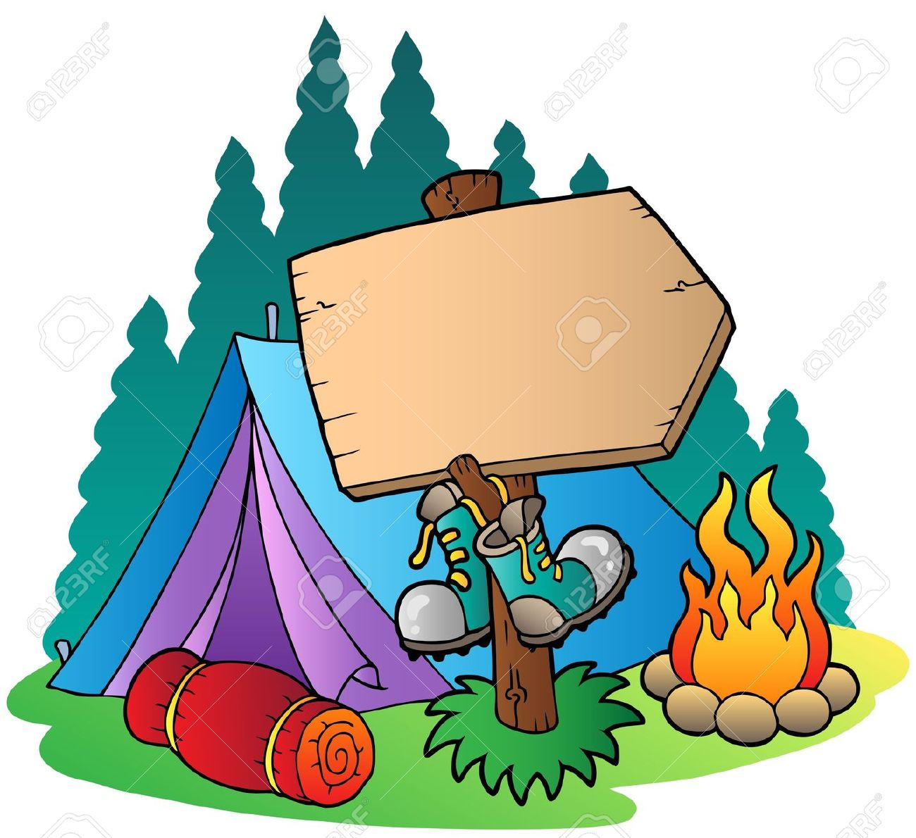 Camp Clipart & Camp Clip Art Images.
