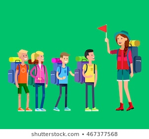 Camp Counselor Images, Stock Photos & Vectors.
