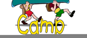 Clipart Camp Counselor.