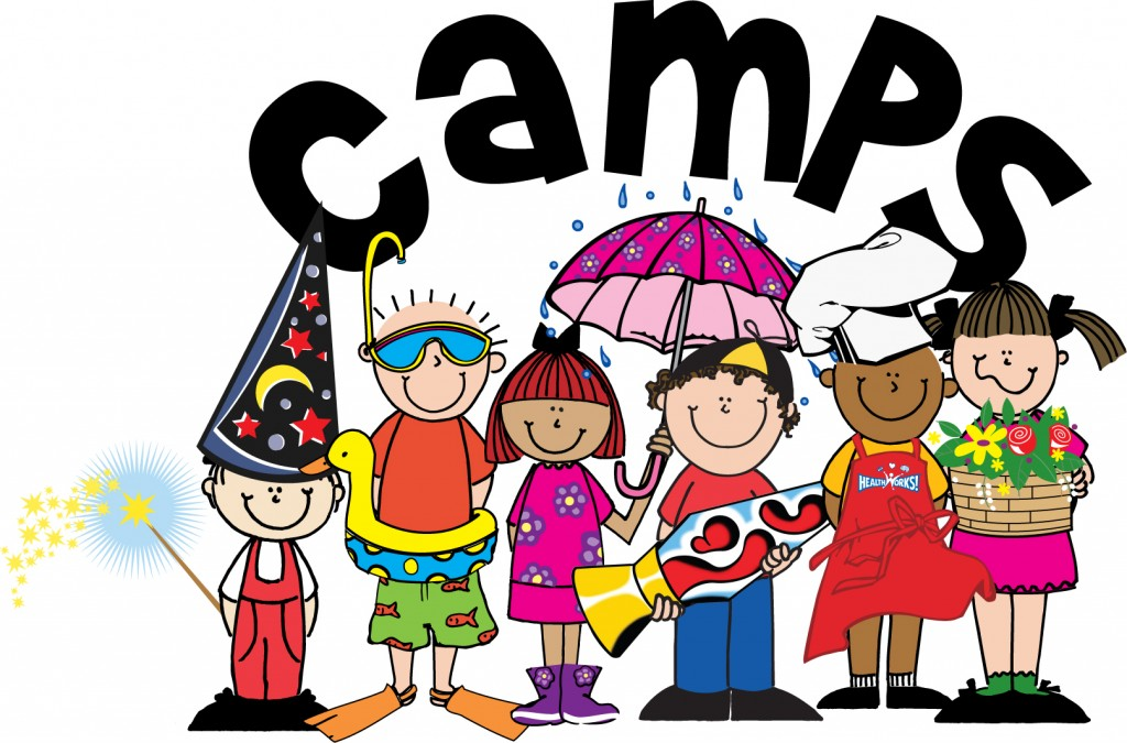 Collection of Camp clipart.