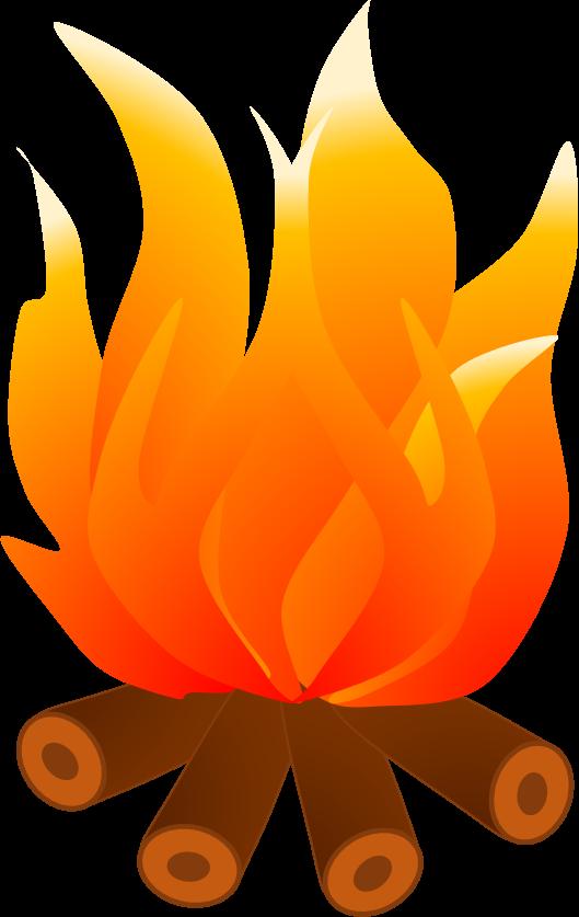 Fire clipart #3