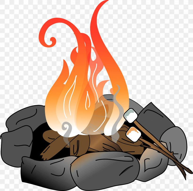 Barbecue Grill Fire Pit Campfire Bonfire Clip Art, PNG.