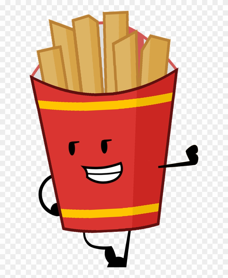 Fries Clipart Camp Food.