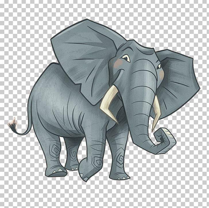 Indian Elephant African Elephant Mount Kilimanjaro Vacation.
