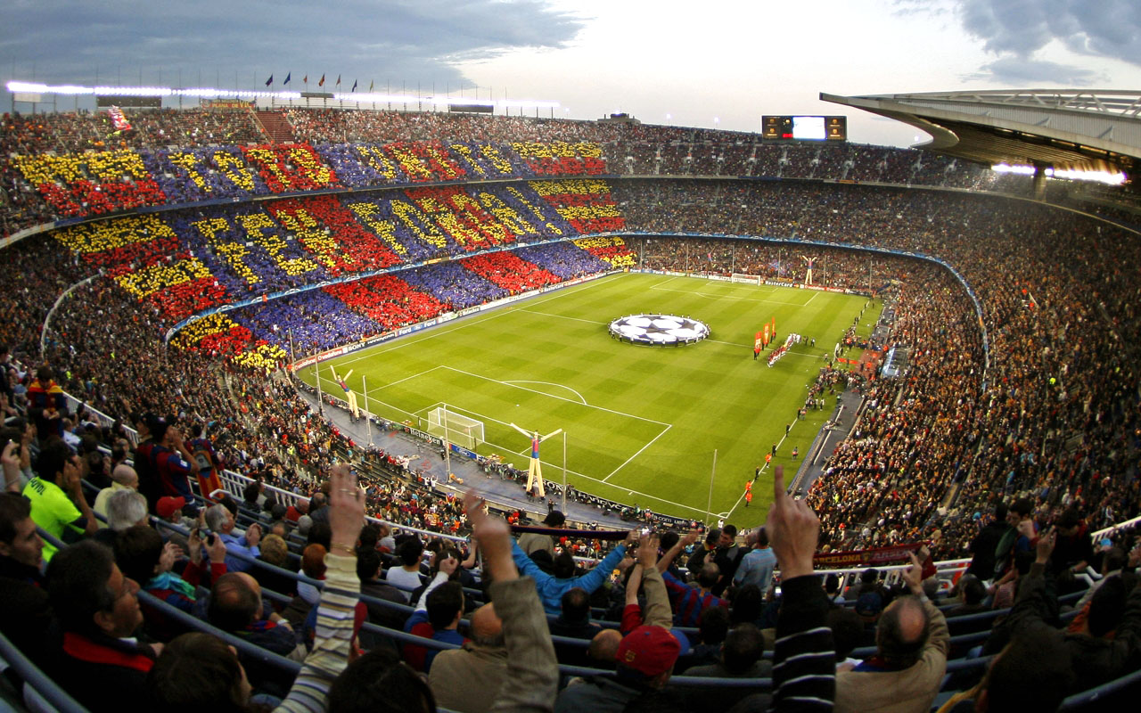 5marts: FC Barcelona 2007/08.