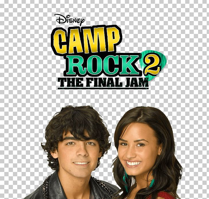 Kevin Jonas Demi Lovato Camp Rock 2 Disney Channel PNG.