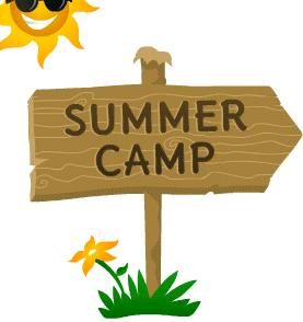 Camp sign clipart 4 » Clipart Station.