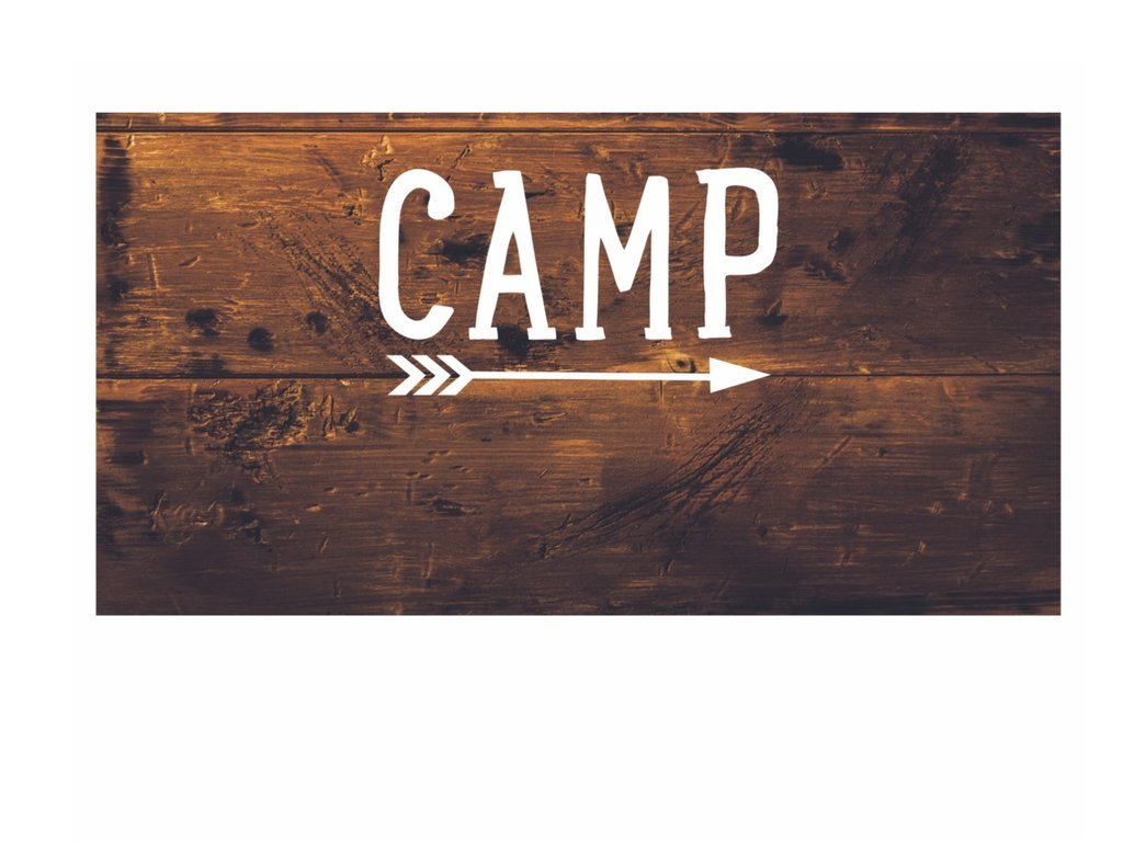 Camp sign clipart 5 » Clipart Portal.