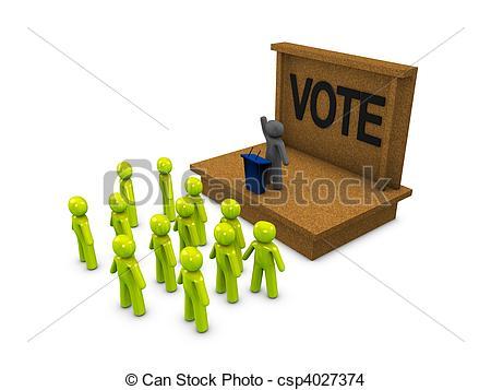 Political Campaign Clipart.