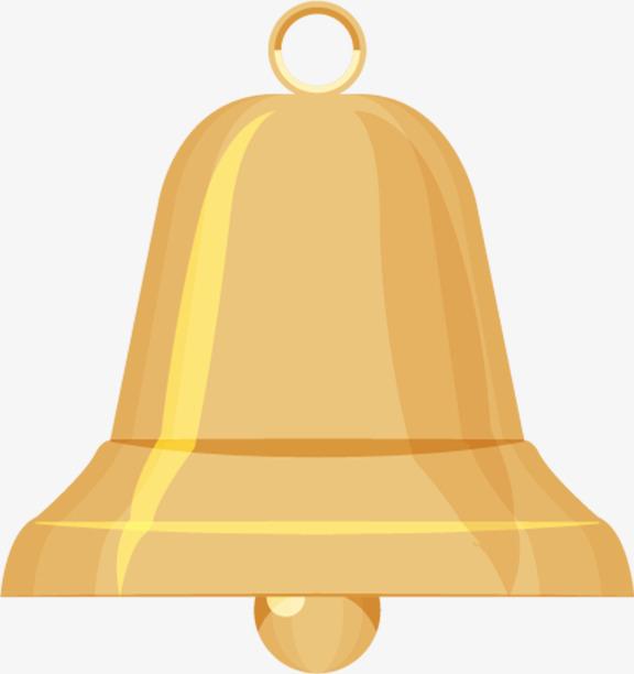 Icono De Campana, Bell, Icono, Realismo Imagen PNG para Descarga.