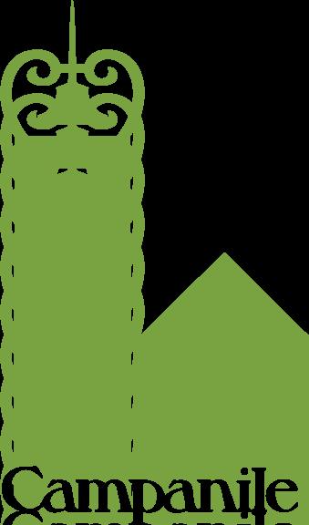 Campanile logo Free Vector / 4Vector.