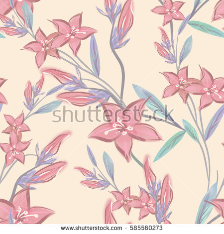 Campanula Stock Images, Royalty.